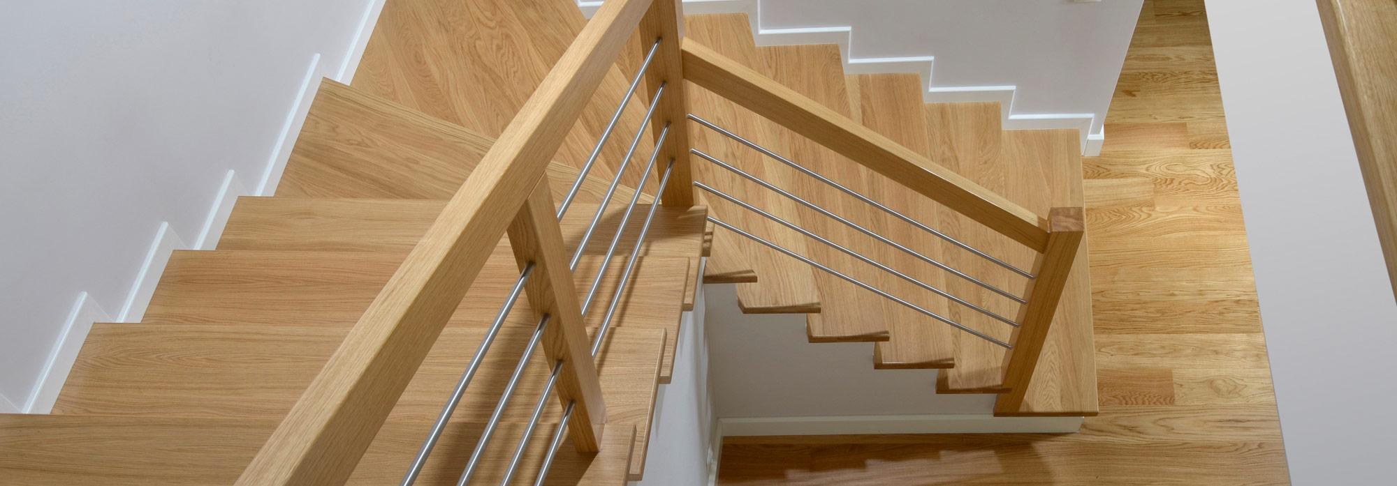 Producent schodów drewnianych - Olsztyn